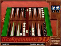 Backgammon 3D - שש בש