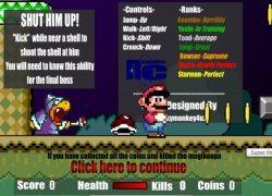 סופר מריו רוחות - Super Mario Ghost