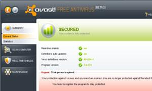 אנטי וירוס Avast