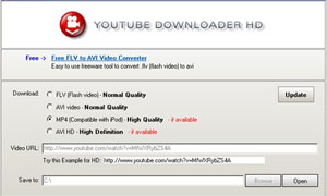 YouTube Downloader HD v2.2