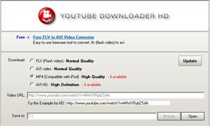 YouTube Downloader HD v2.2