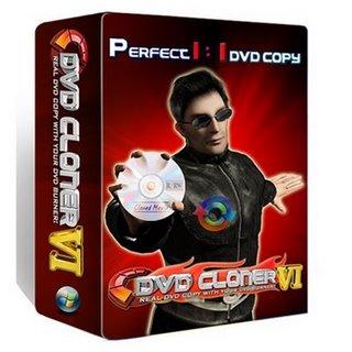 תוכנת צריבת דיסקים / DVD-Cloner.Platinum