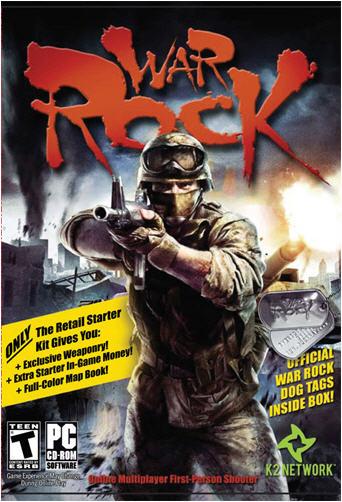 War Rock-משחק יריות כיף במיוחד