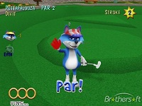 מיני גולף משוגע