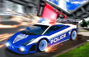 יחידת מרוץ משטרתית