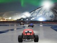 המשחק מירוץ באגי - Buggy Race