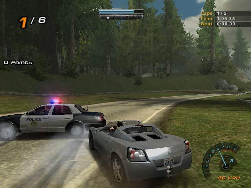 הצורך במהירות 3-Need for Speed 3