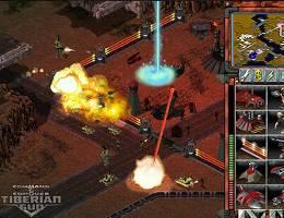 -פקודות ויריות-Command & Conquer: Tiberian Sun