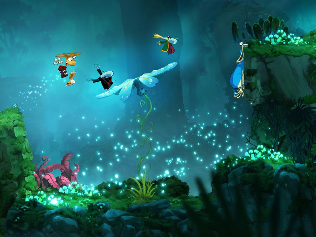 ריימן - Rayman Origins - המלא