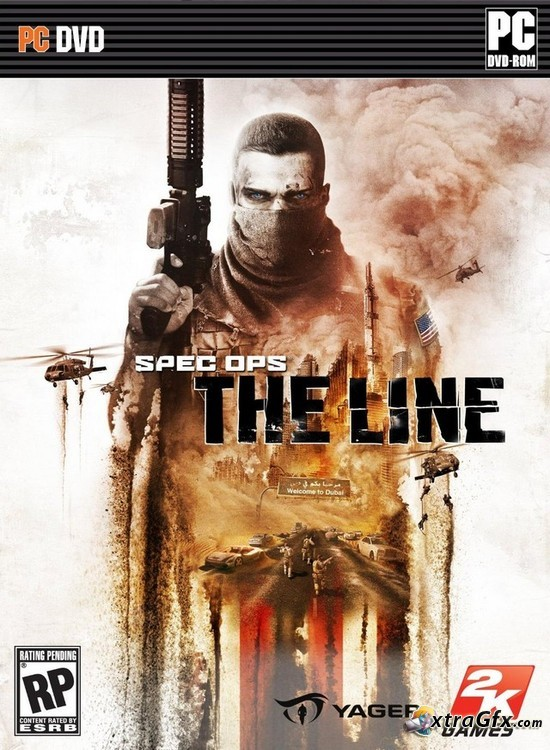 Spec Ops The Line 2012-מלא