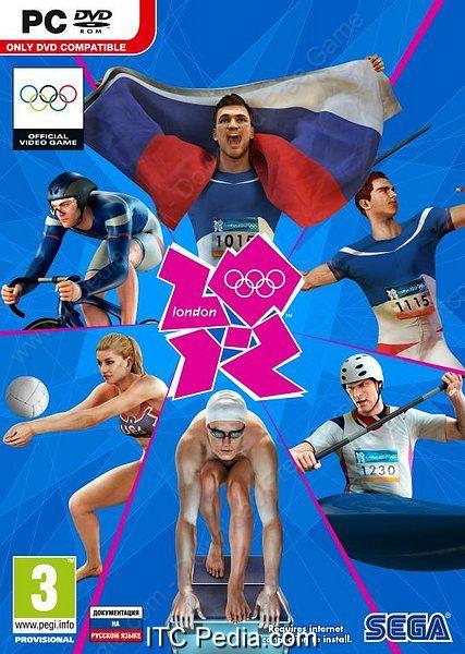 אולימפיידת לונדון למחשב - London 2012 Olympics PC