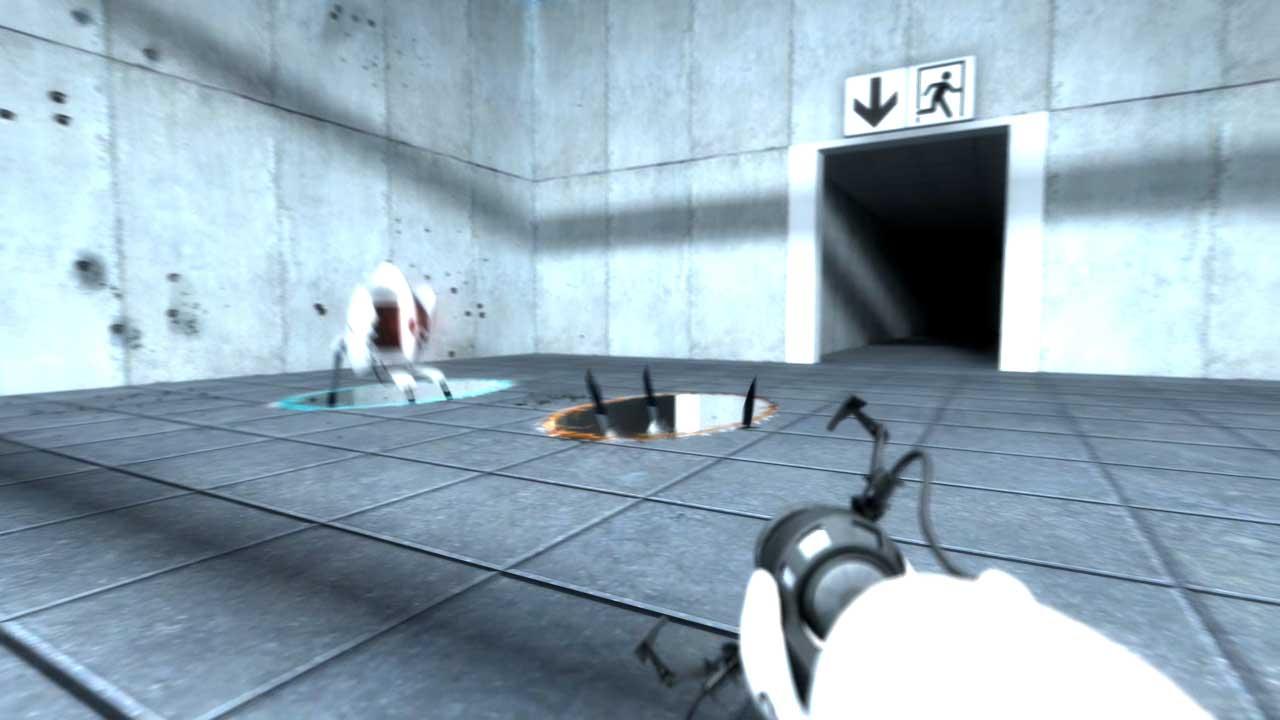 שער 2 - Portal 2