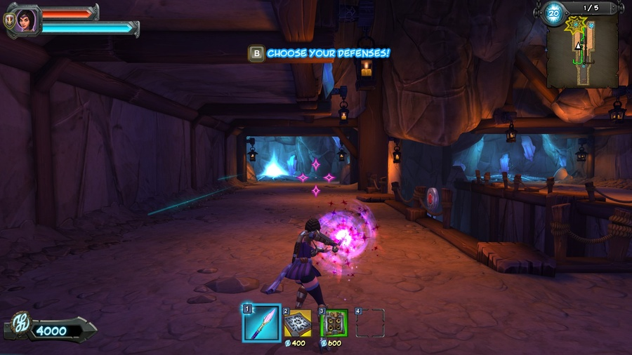 אורגים חייבים למות 2-orc must die 2-המלא