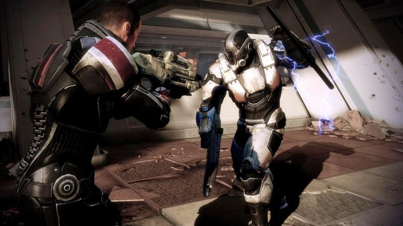 מס אפקט 3 - Mass Effect 3-המלא