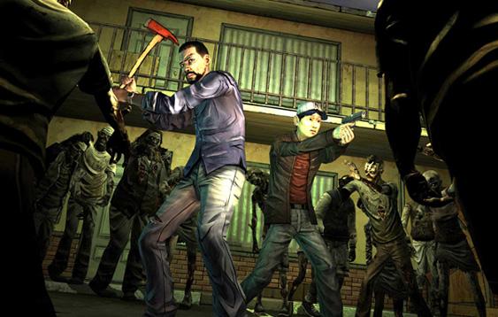 The Walking Dead-ההולכים המתים