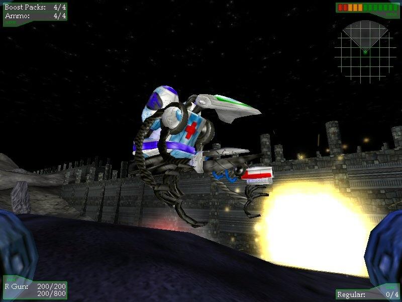 רובוטים קטנליים - Control Monger