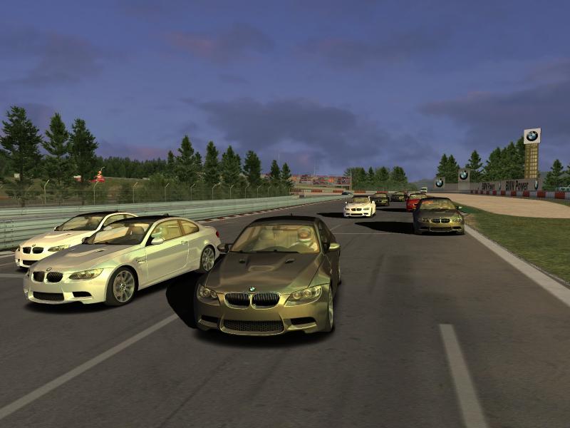 BMW M3 Challenge-ב.מ.ו אם 3 האתגר!