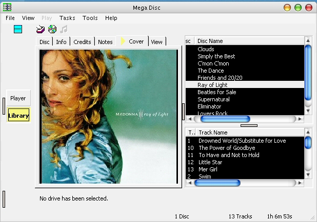 Mega Disc