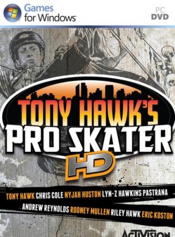 טוני הוקס - Tony Hawk's Pro Skater Hd