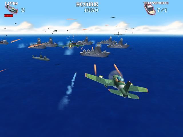 התקפה ימית