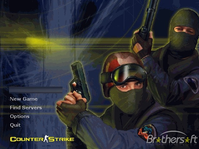 קאונטר סטרייק - Counter-Strike 1.6