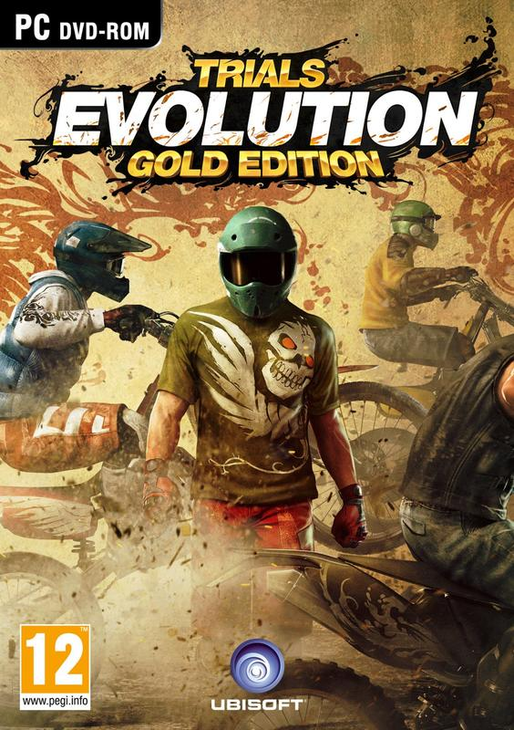 אבולוצית ניסויים-Trials Evolution Gold Edition
