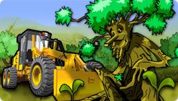 שמור על העצים