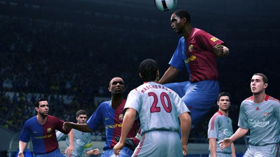 Pro Evolution Soccer 2010 - כדורגל