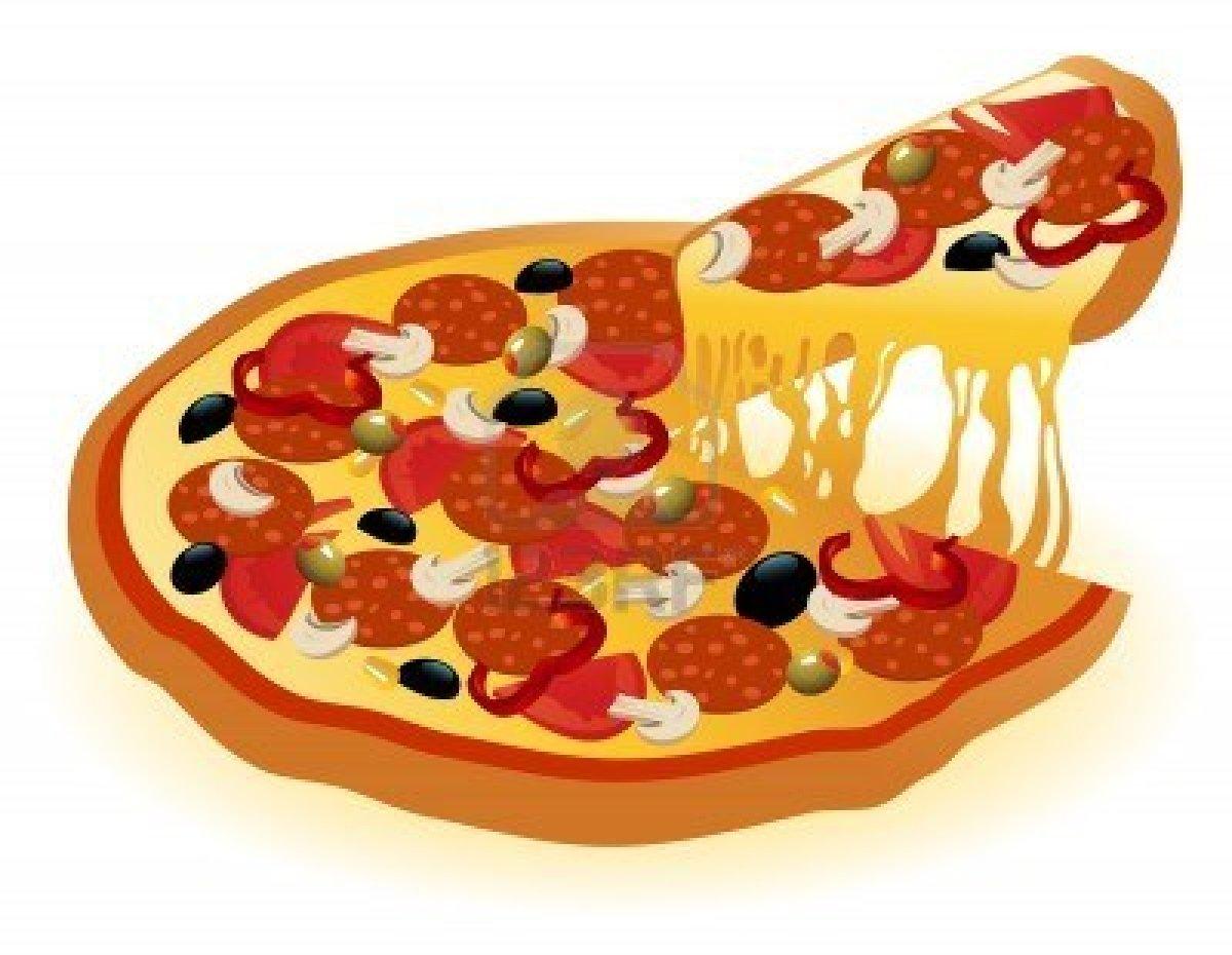 פיצה חסרת בית