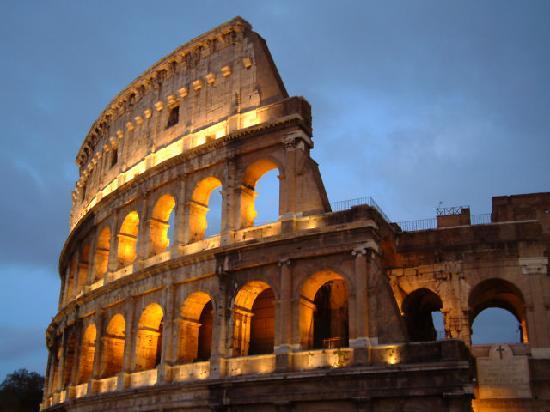 הטיול ברומא