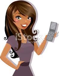 טלפון של בחורה