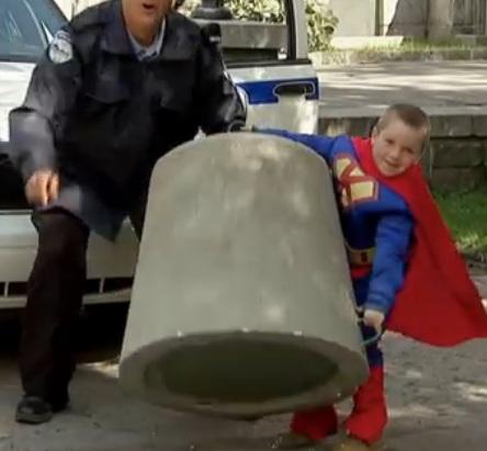 הילד החזק בעולם