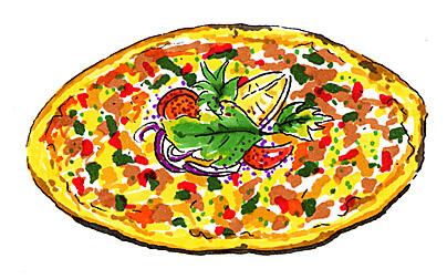 הזמנת פיצה בשנת 2020