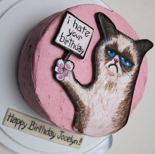 עוגות מצחיקות