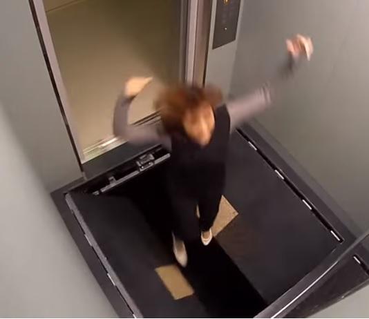 המעלית הנופלת