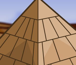 שלושים חדרים: הפירמידה