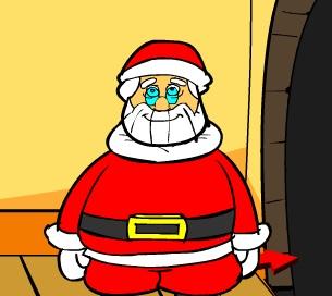 המסור נגד סנטה