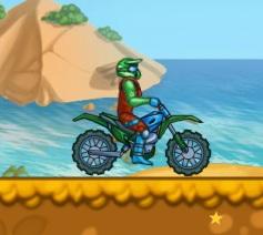 אופנוע בארץ ההרפתקאות