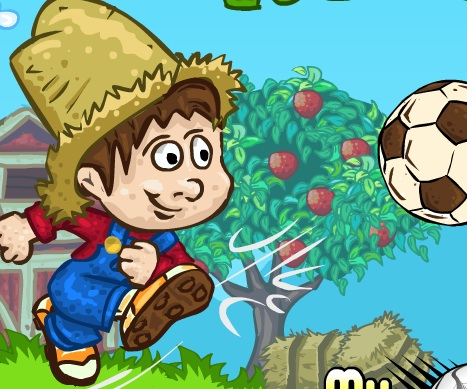 כדורגל כפרי