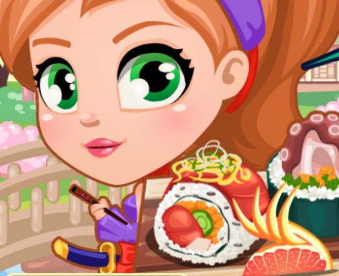 נינג'ה מבשלת: סושי