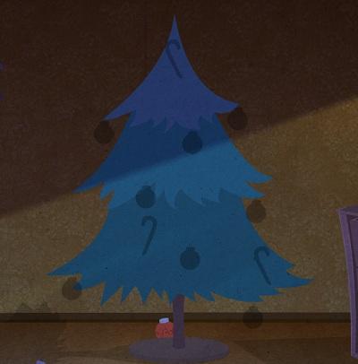 עץ החג העירום