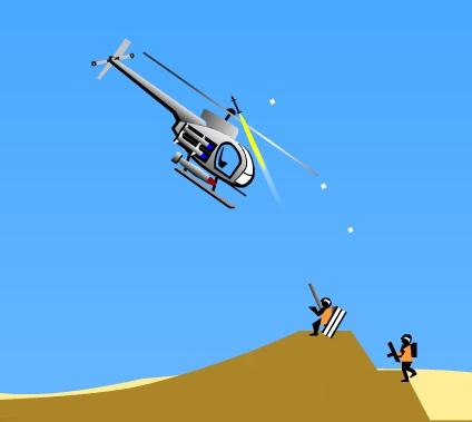 מלחמה במדבר