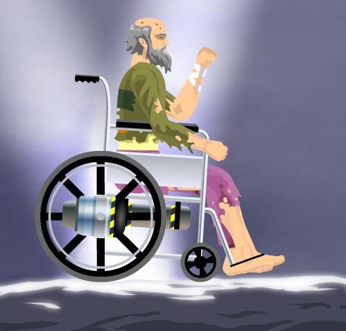 שמח על גלגלים
