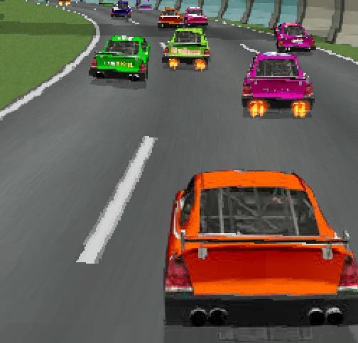 מרוץ אמריקאי 3D