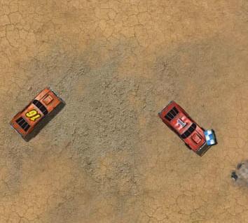זירת המכוניות המתנגשות