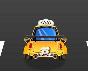 מונית בטירוף