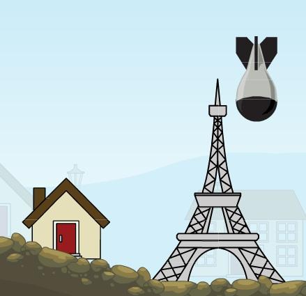 הפצצה 2 : פריז