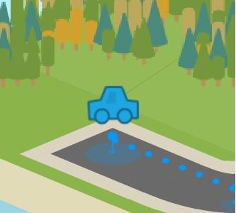 לתקן את הכביש