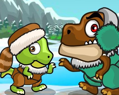 דינוזאור חם !