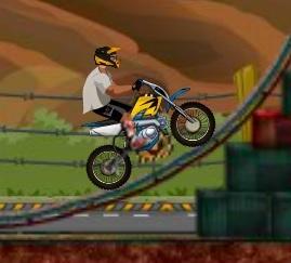 אופנוע המזל
